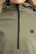 RIP CURL Anti Series Flux 1/4 Zip Fleece