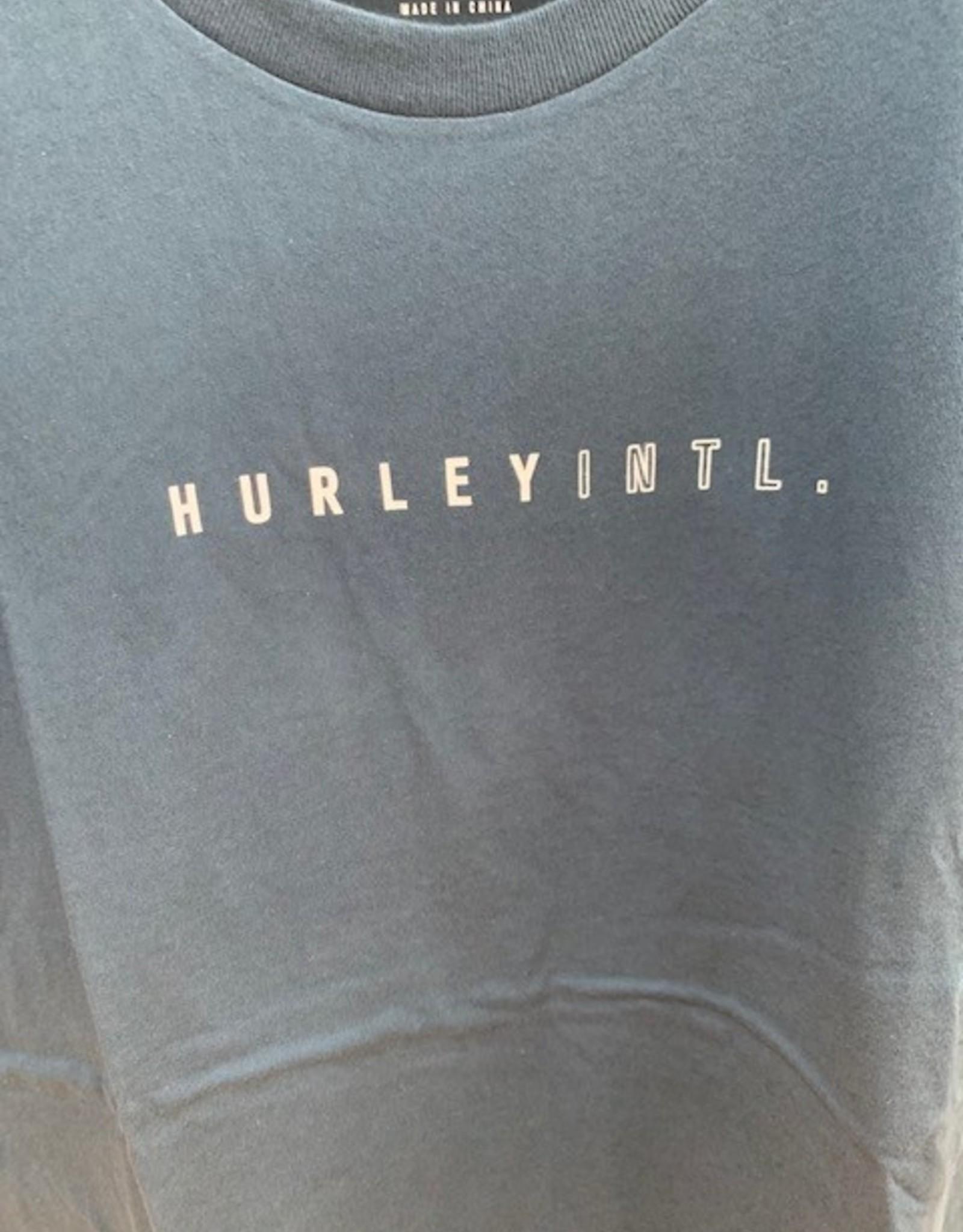 HURLEY Everyday washed Hurley Intl Tee