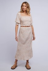 ALL ABOUT EVE Ivy Midi Skirt