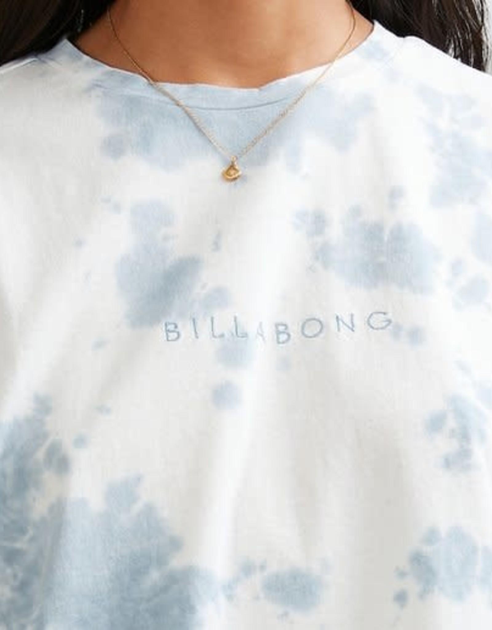 BILLABONG Bluesday Tie Dye Tee