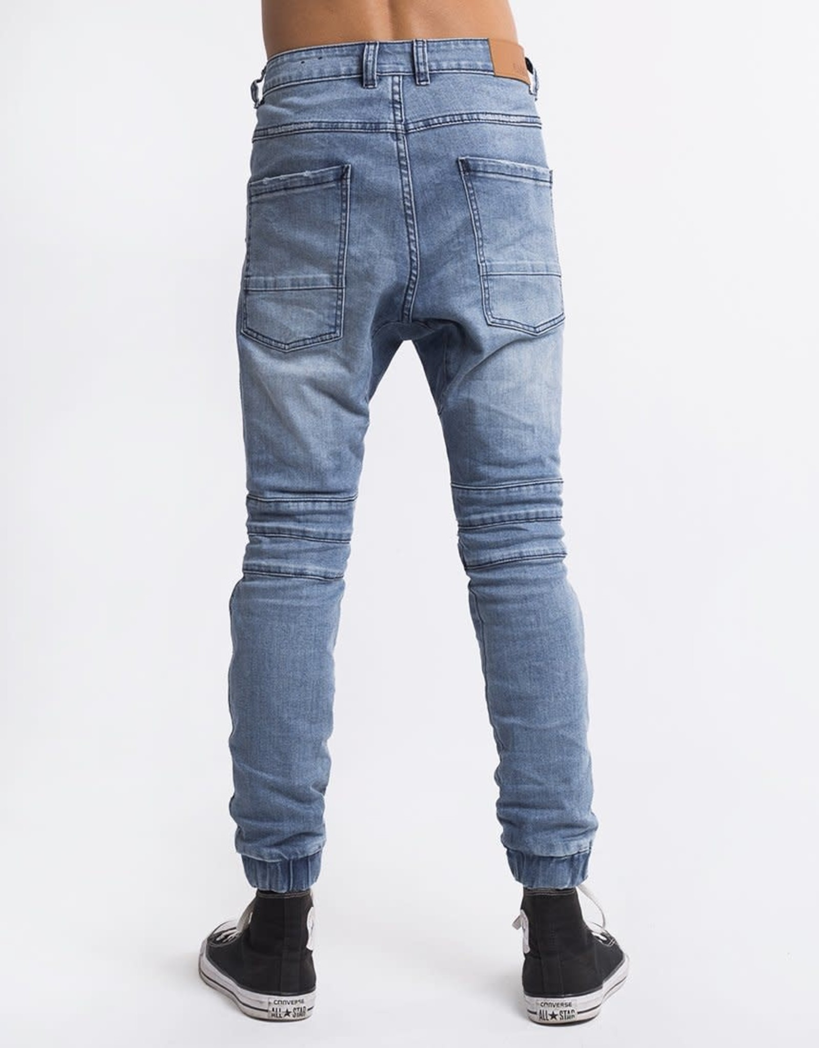 SILENT THEORY Outlaw Cuffed Jean