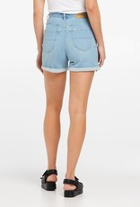 RIDERS BY LEE Girlfriend Relaxed Short Grateful Fade