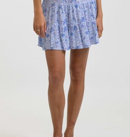 RHYTHM Bloom Tiered Skirt
