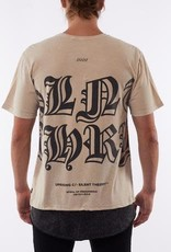SILENT THEORY Uneasy Tee - Tan