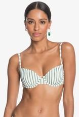 ROXY Printed Beach Classics Separate Underwired Bra Bikini Top