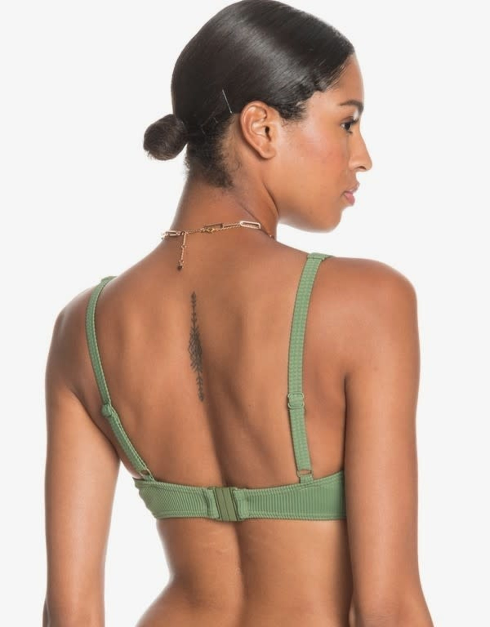 ROXY Mind Of Freedom D-Cup Underwired Bikini Top