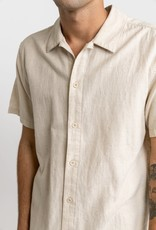 RHYTHM Classic Linen SS Shirt