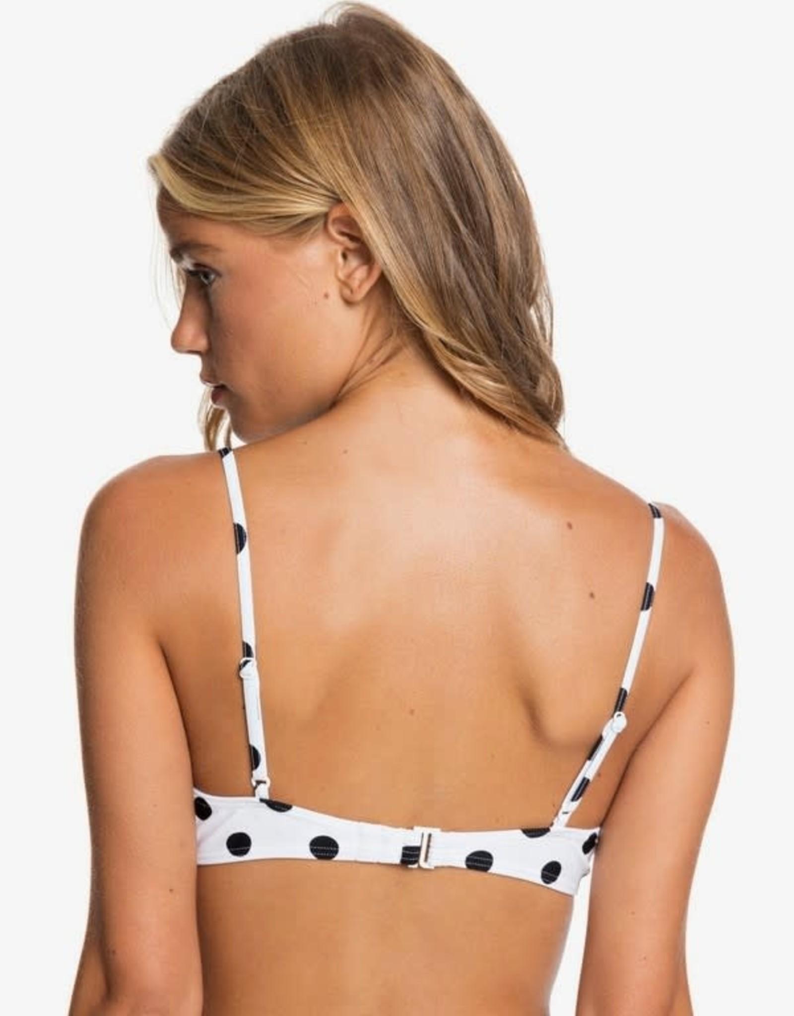 ROXY Groovy Wavy Bralette Bikini Top