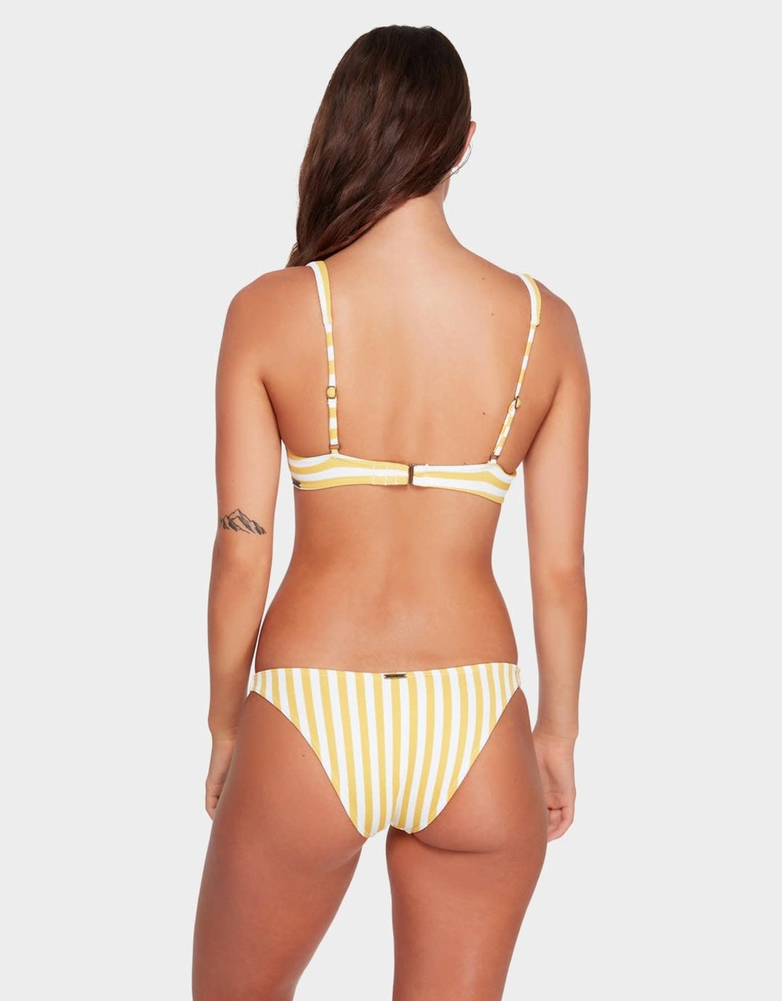 BILLABONG Cassy Stripe Bra Bikini Top