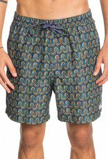 """QUIKSILVER Threads and Fins 17"""" Volley Boardshort"""