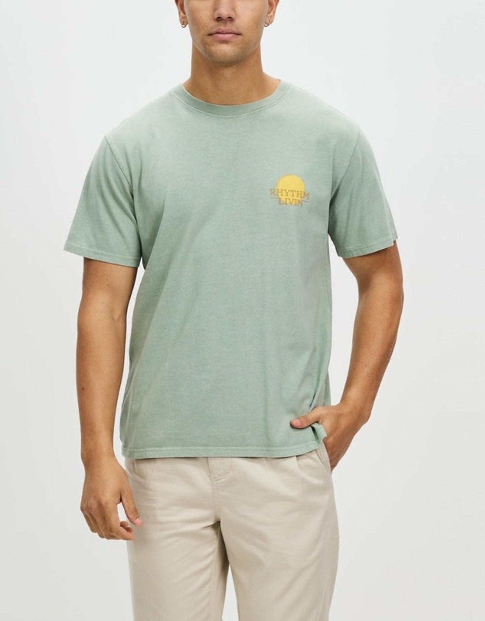 RHYTHM Tides SS Vintage TShirt