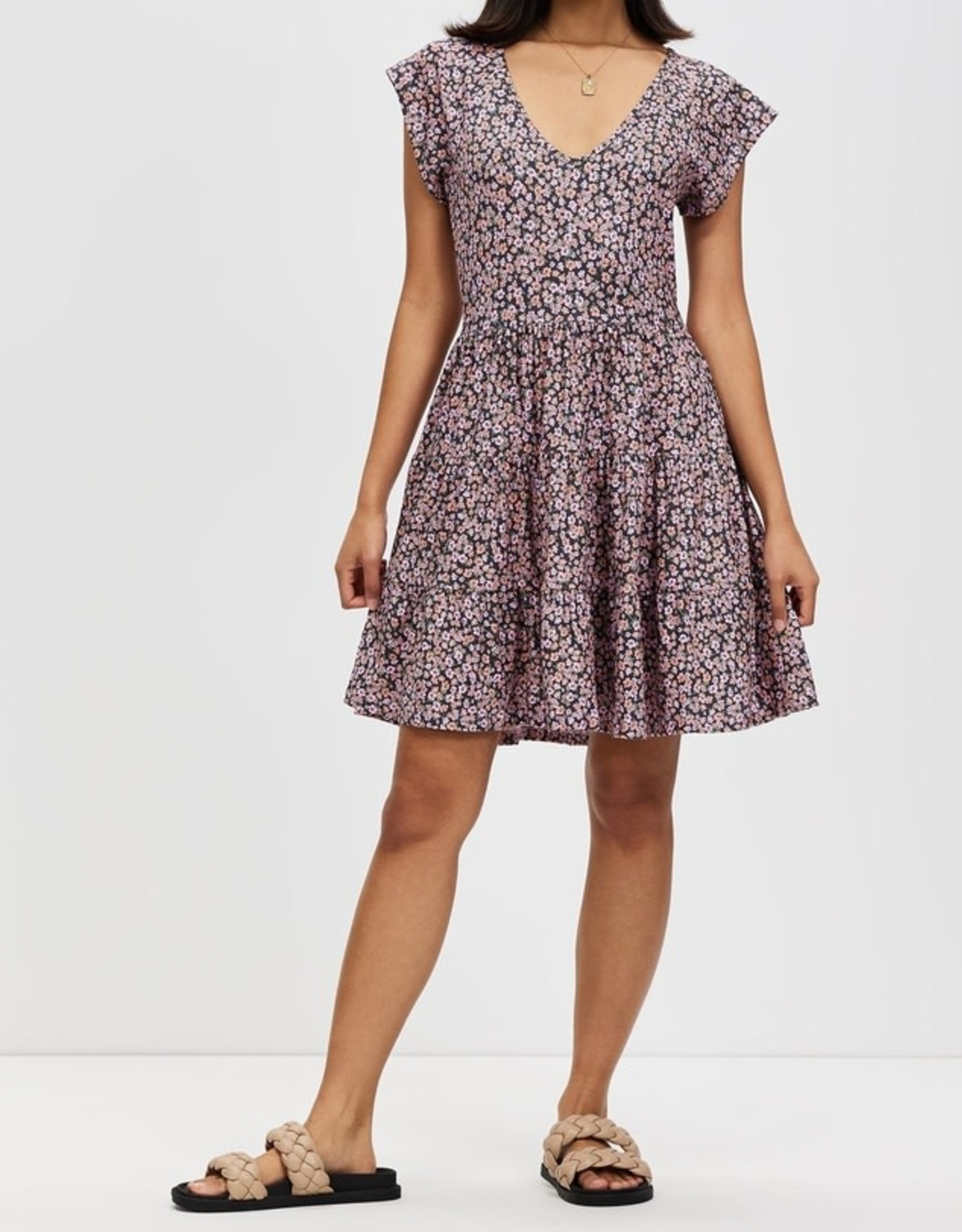 ALL ABOUT EVE Marnie Jersey Dress