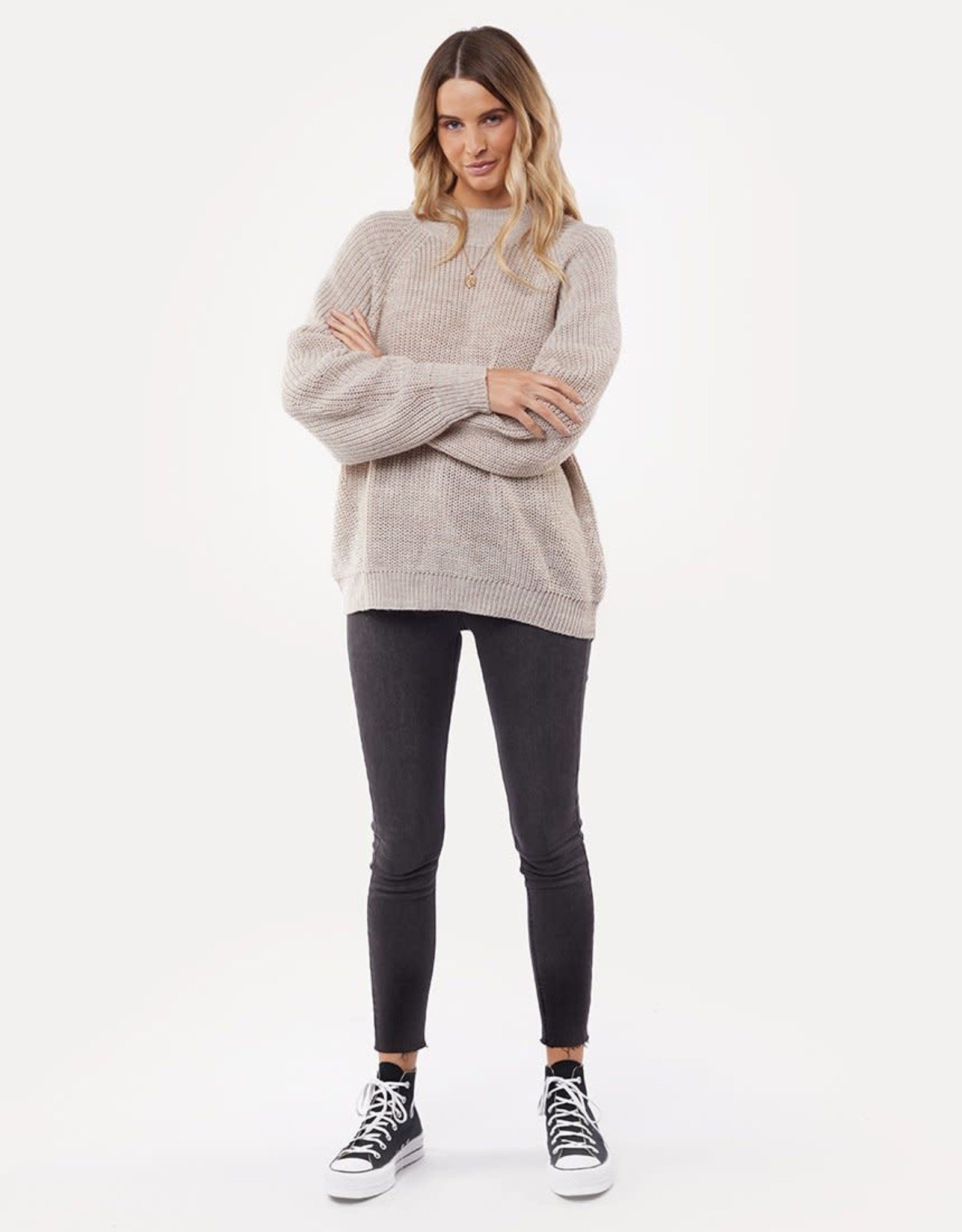 ALL ABOUT EVE Harper Knit