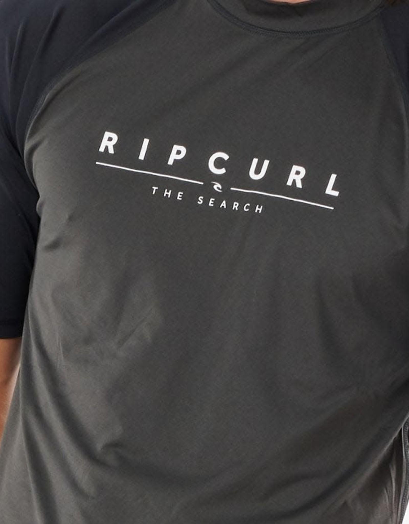 RIP CURL Shockwaves Relaxed Short Sleeve UV Tee