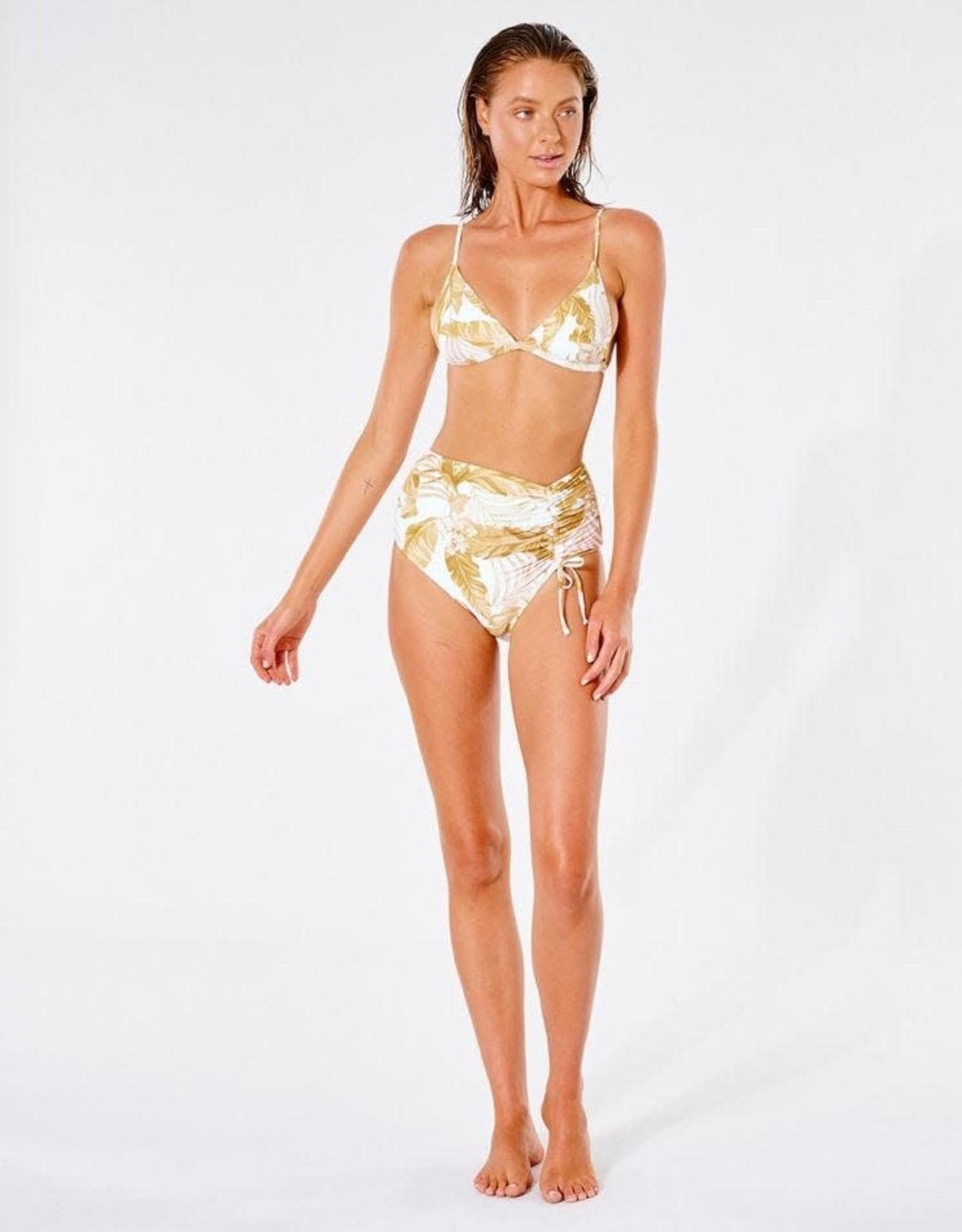 RIP CURL Namotu High Waist Cheeky Coverage Bikini Pant