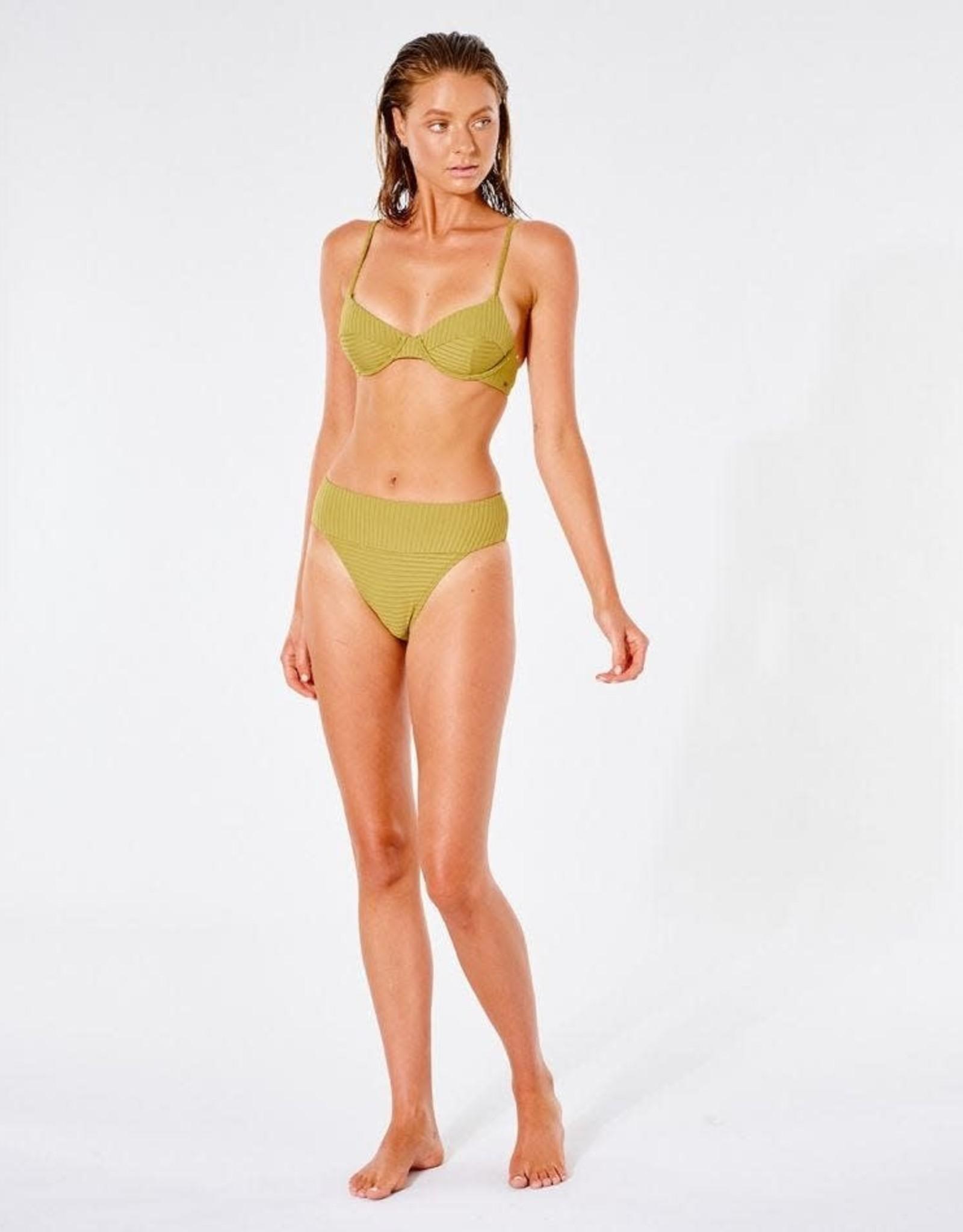 RIP CURL Premium Surf High Waist Bikini Bottom