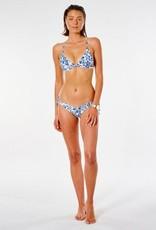 RIP CURL Sunset Drift Crossback Tri Bikini Top
