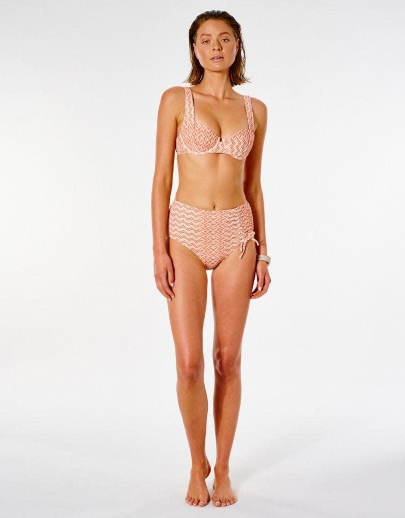 RIP CURL Drifter High Waist Good Bikini Bottom