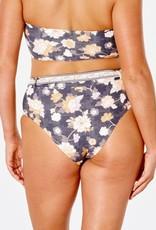 RIP CURL Surf Gypsy High Waist Cheeky Coverage Bikini Bottom