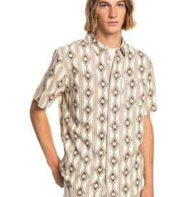 QUIKSILVER Hippie Trip Short Sleeve Shirt