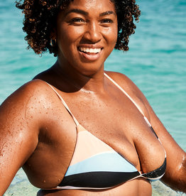 ROXY Paradiso Passport Tri Bikini Top