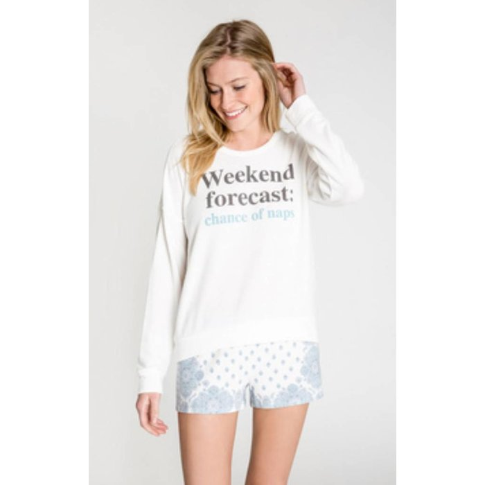 P J Salvage Weekend Forcast Top
