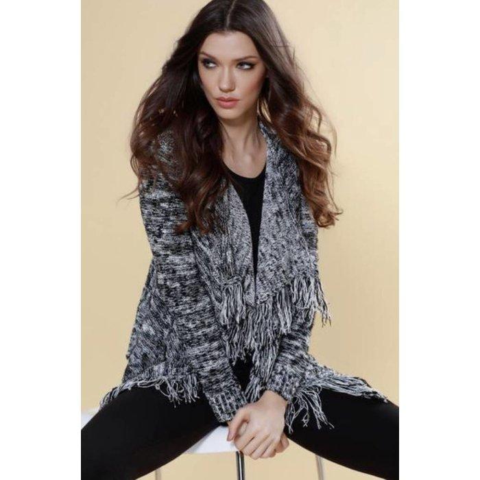 Lauren Fringe Sweater