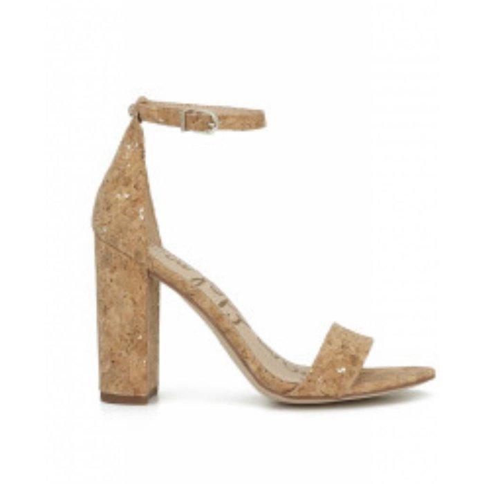 Yaro Cork Heel