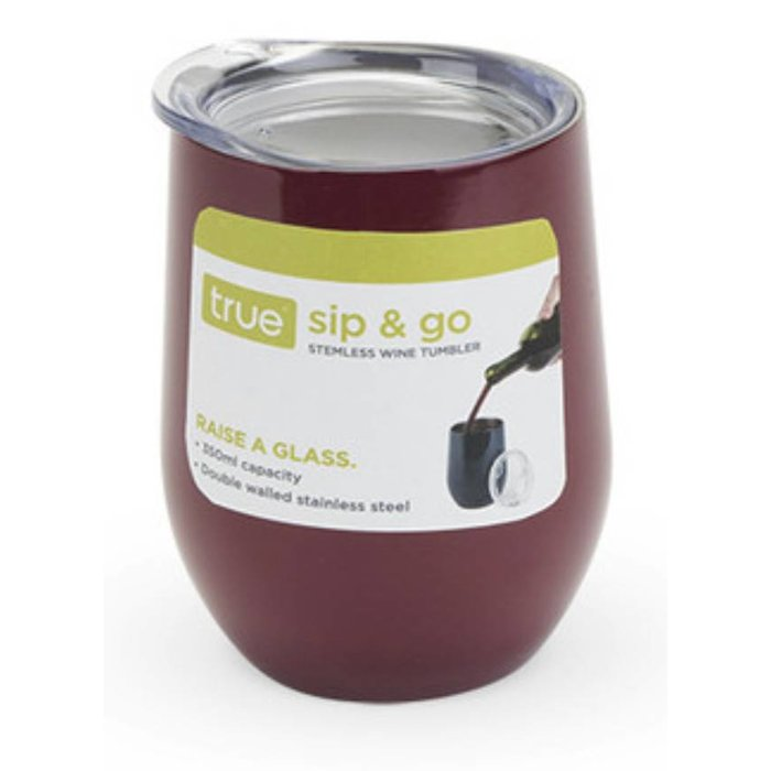 Sip & Go Slemless Wine Cup