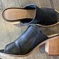 Carlin Leather Mule