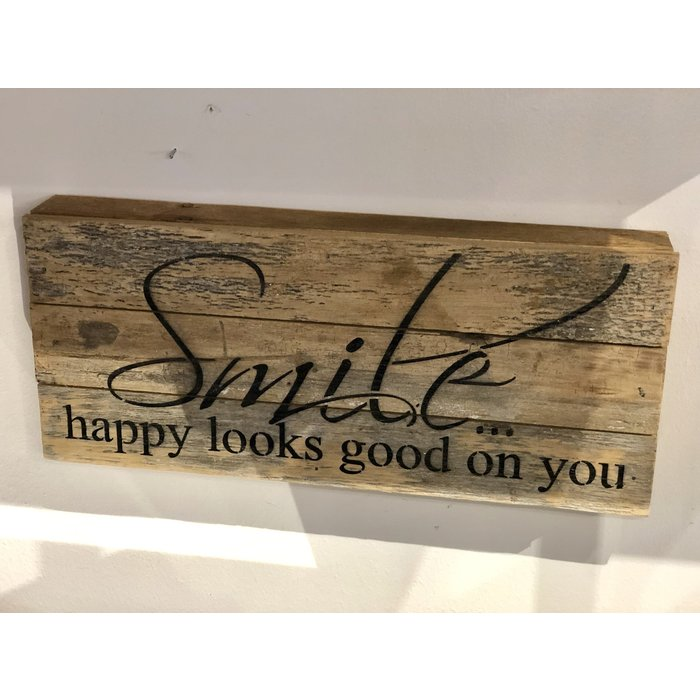 Quote- Smile