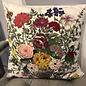 Floral Cotton Pillow