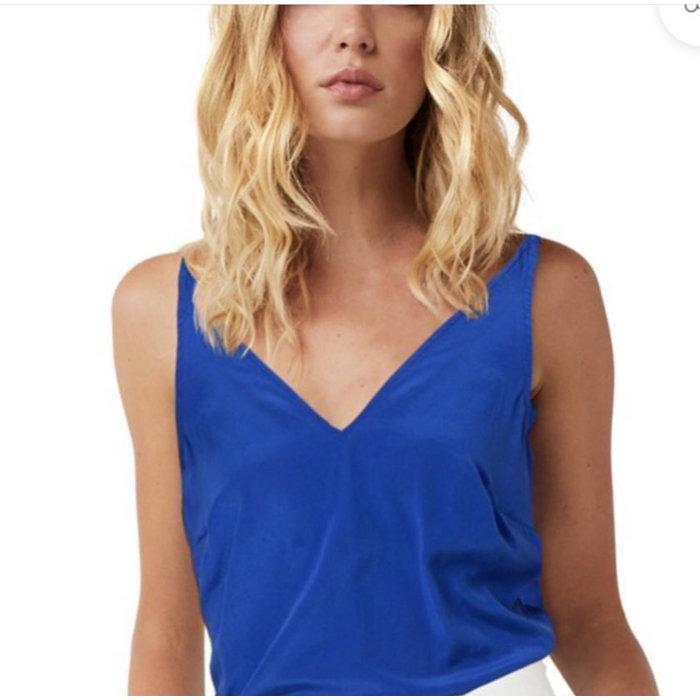 Seaside Cami Regal Blue