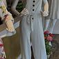 Button Front Jumpsuit