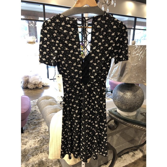 Dex Black Tape Daisy Dress