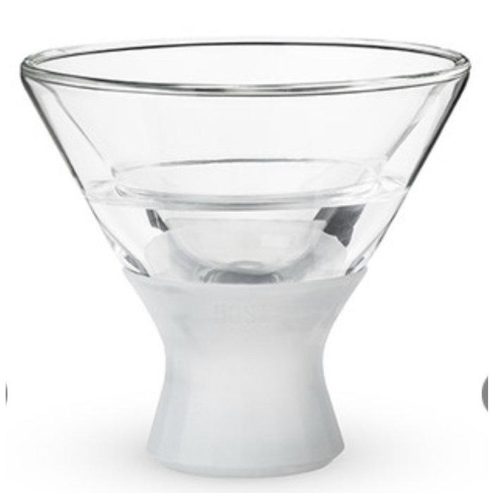 Glass Freeze Martini Cup