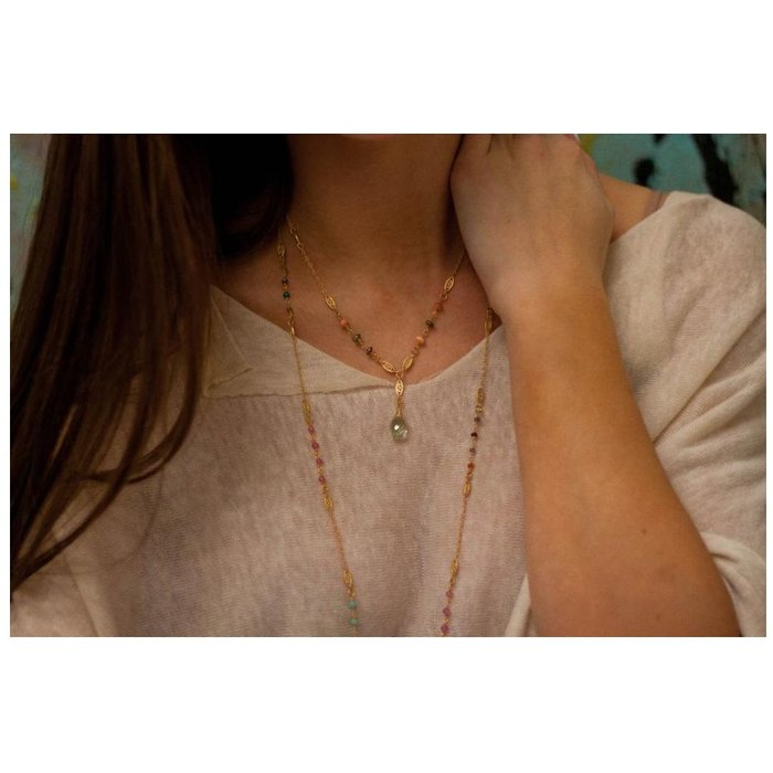 Emeline Short Necklace--