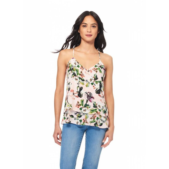 Layered Cami Floral