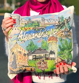 Alexandria Custom Pillow