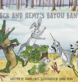 River Road Press Jack and Remy's Bayou Band