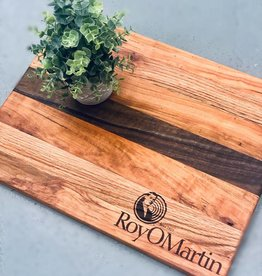 Custom Engraved Cutting Board - Large