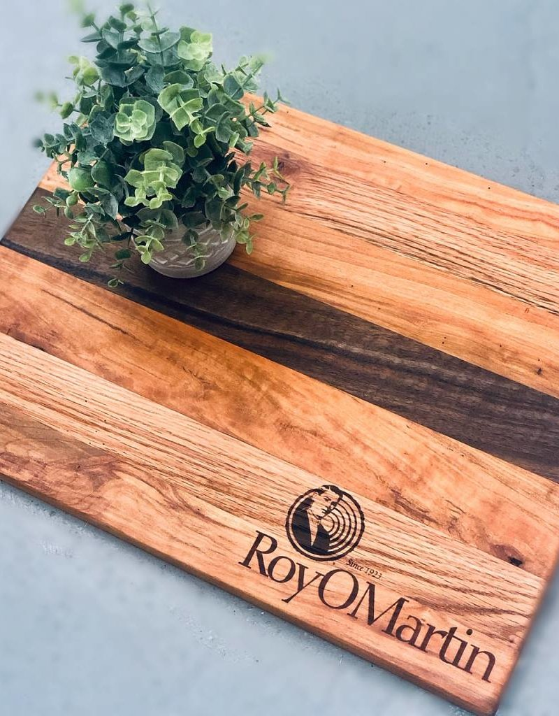 Custom Engraved Cutting Board - Large