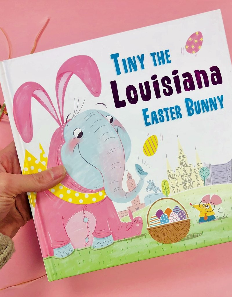 Tiny the Louisiana Easter Bunny