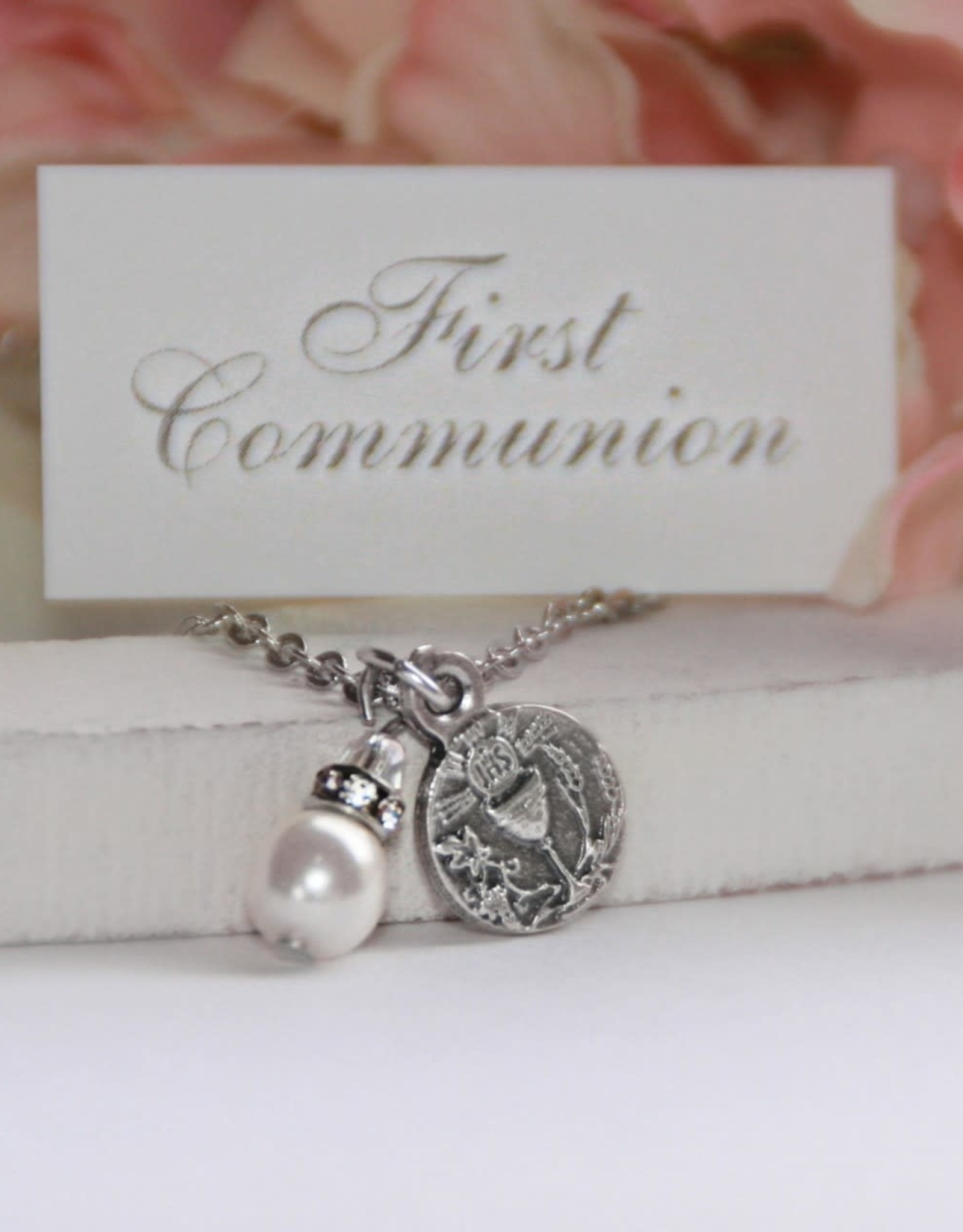 Heirloom Collection - First Communion Necklace