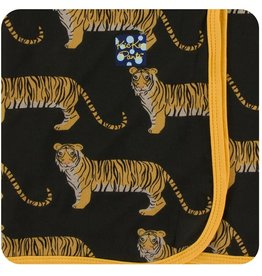 Tiger Print Swaddle Blanket