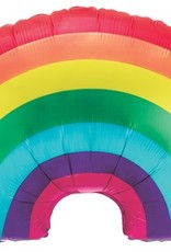 Rainbow Foil Balloon 36""
