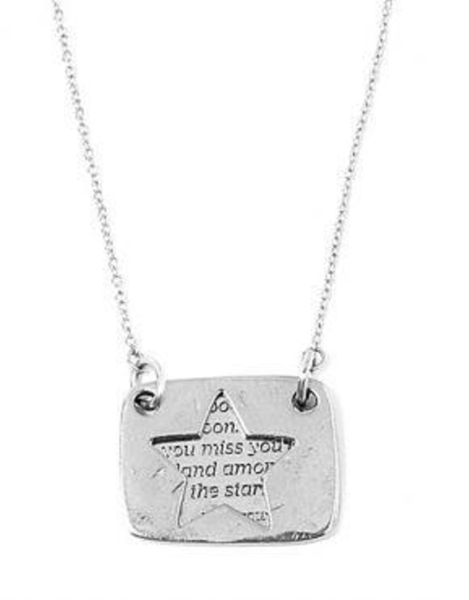 Love Notes Necklace - Star