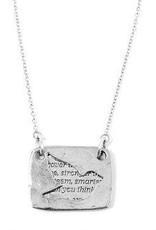 Love Notes Necklace - Bird