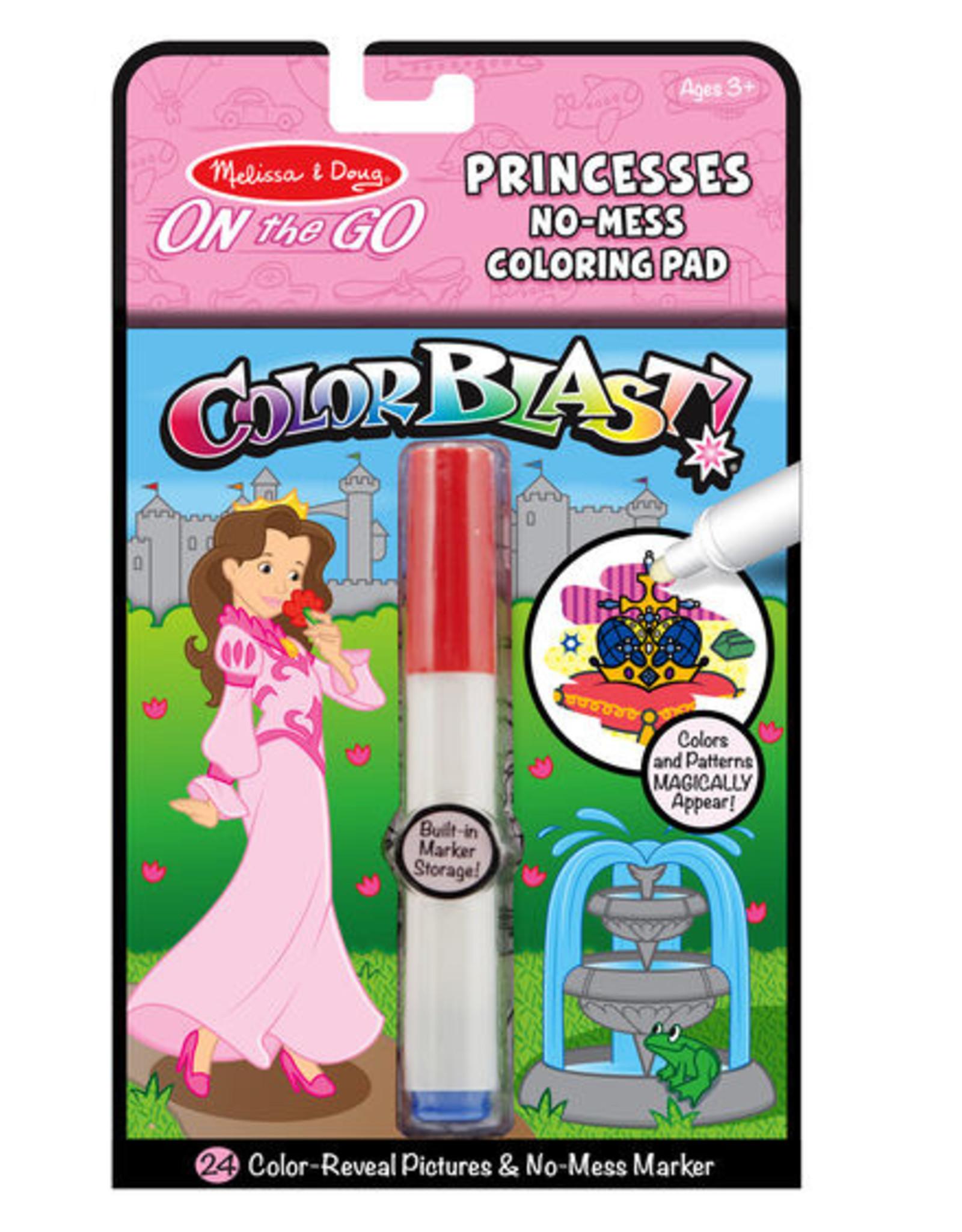 Melissa and Doug ColorBlast! - Princess