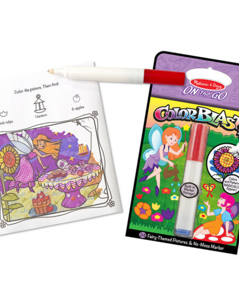 Melissa and Doug ColorBlast! - Fairy